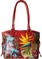 Anuschka 569 Large Drawstring Shopper Handbags