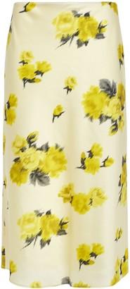 Blumarine Skirts Yellow