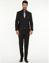 Le Château Italian Wool Two-Piece Slim Fit Suit