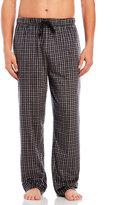 Nautica Check Fleece Pajama Pants