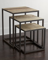 Horchow Three Finder Nesting Tables