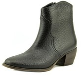 Luca Valentini Vachetta Round Toe Leather Boot.
