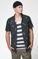 Globe Mains Short Sleeve Button Up Shirt