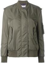 Golden Goose Deluxe Brand classic bomber jacket