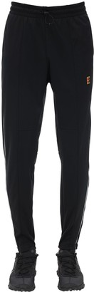 Nike Court Pants W/ Side Stripes