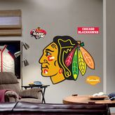 Fathead Chicago BlackhawksLogo Wall Decal