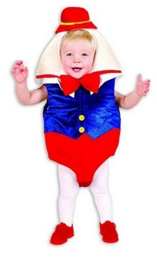 BuySeasons Humpty Dumpty Big Child Costume
