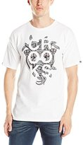 Crooks & Castles Men's Medusa Knockout T-Shirt