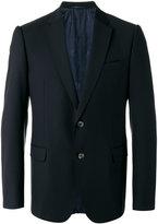 Armani Collezioni flap pockets blazer