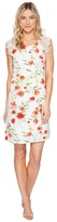 Kensie Wild Poppies Dress KS5K968S Women's Dress