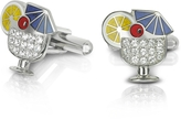 Forzieri Fashion Garden - Drink Cufflinks