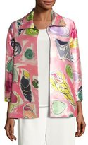 Caroline Rose Beachy Keen Printed Lady Jacket