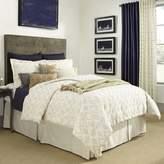 Aura Annapolis Linen Queen Duvet Cover in Ecru