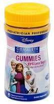 Disney Frozen 60-Count Complete Multi-Vitamin Gummies