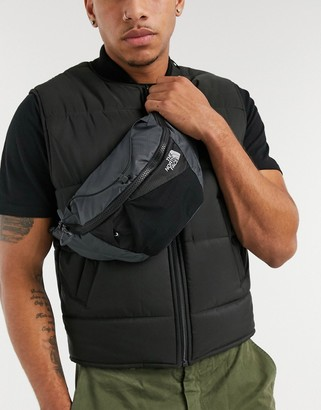 The North Face Lumbnical small bum bag in black