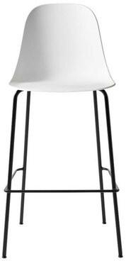 "Menu Harbour 29"" Bar Stool Upholstery: White"