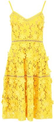 Michael Kors Lace Embellished Dress