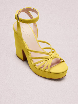 Kate Spade Glenn Platform Sandals