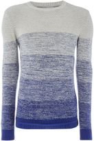 Calvin Klein Men's Soreol Colourblock Sweater