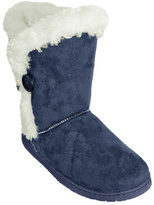"Dawgs Women's 9"" 3 Button Microfiber Boots"
