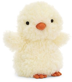 Jellycat Little Chick Plush Toy - Ages 0+