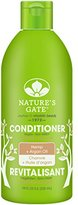Nature's Gate Hemp Conditioner for Dry or Frizzy Hair, 18 Ounce (Pack of 4)