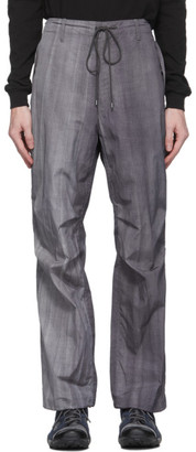 AURALEE Blue Fatigue Lounge Pants