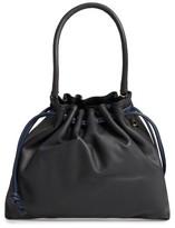 Clare Vivier Henri Drawstring Shoulder Bag - Black