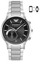 Emporio Armani Renato Stainless Steel Hybird Watch