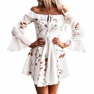 Shobdw Women's Clothes Womens Dresses
