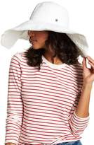 Flora Bella Lane Lace Ribbon Sun Hat