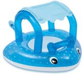 Intex Realistic Stingray Ride-On Baby Float
