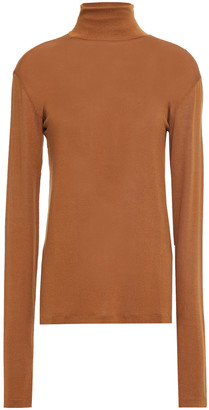 Totême Arenzano Stretch-jersey Turtleneck Top