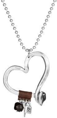 Uno de 50 Heart Pendant Necklace