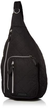 Vera Bradley Iconic Sling Backpack Performance Twill