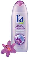 Fa Mystic Moments Shower Gel (Perlenproteine and Black Calla)