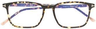 Tom Ford rectangular glasses