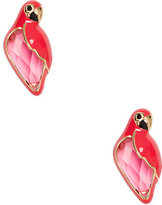 Kate Spade Out of office parrot studs
