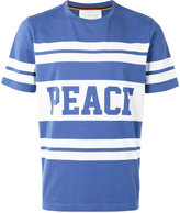 Paul Smith peace print T-shirt