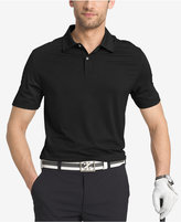 Izod Heathered Cutline Performance Stretch Golf Polo