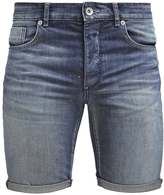 Selected Homme Shnalex Denim Shorts Dark Blue Denim