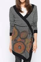 Desigual Baltasar Cardigan Sweater