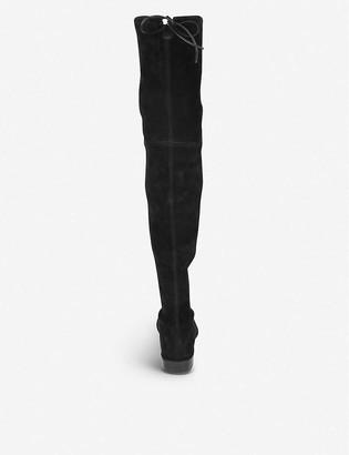 Stuart Weitzman Lowland suede thigh boots