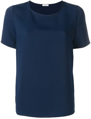 P.A.R.O.S.H. navy relaxed T-shirt