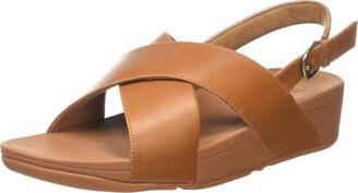 FitFlop Women's Lulu Cross Sandals