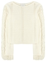 3.1 Phillip Lim Fringed Sweater