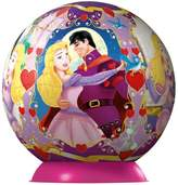 Ravensburger jigsaw puzzle Ball 96 pcs Puzzleball Junior - Pretty Princesses