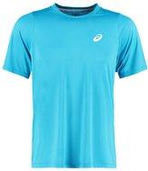 Asics Club Sports Shirt Blue Jewel