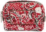 Marc Jacobs Paisley Square Small Cosmetic Case