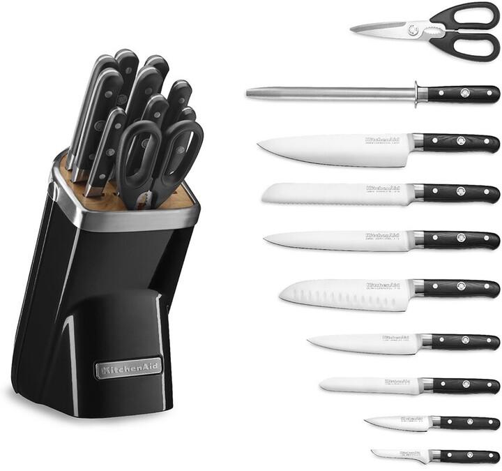 Kitchenaid Knife Block Set Shop The World S Largest Collection Of Fashion Shopstyle